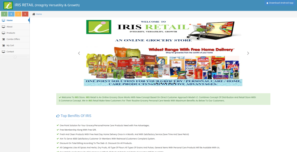 IRIS Retail